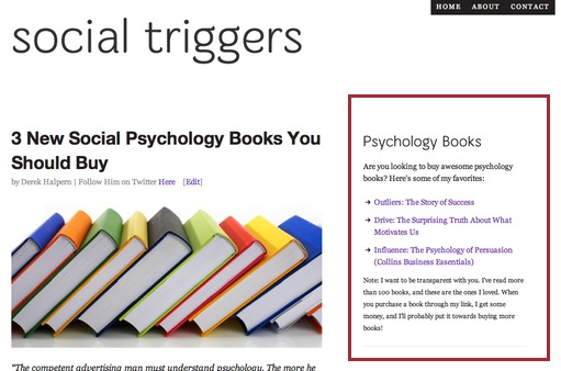 social psychology books