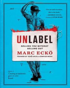 marck ecko unlabel book