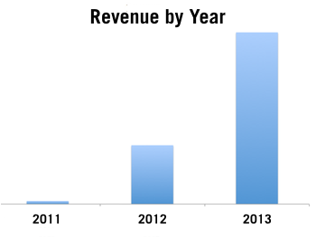 revenue growth for Social Triggers