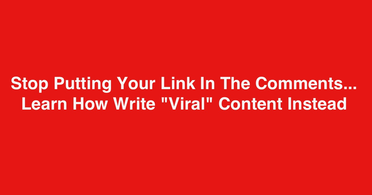Creating viral content the secret is get contagious social triggers fandeluxe Choice Image