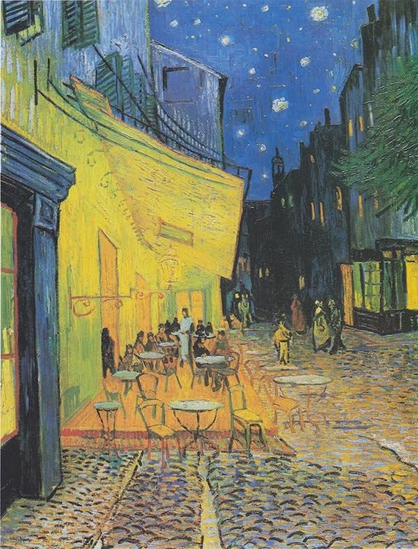 Art infusion –Van_Gogh_-_Terrasse_des_Cafés_art infusion effect lr